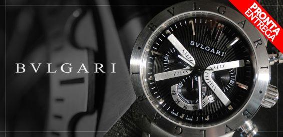 e3e3ed470da Relógio Masculino Bvlgari Iron Man - Melhor da China